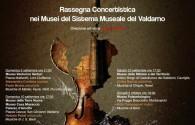 Rassegna concertistica nei musei del Sistema Museale del Valdarno