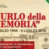 L'URLO DELLA MEMORIA. 4 LUGLIO 1944 - 4 LUGLIO 2018