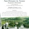 San Donato in Avane il paese ritrovato