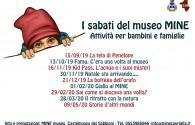 I sabati (e qualche domenica) del museo MINE
